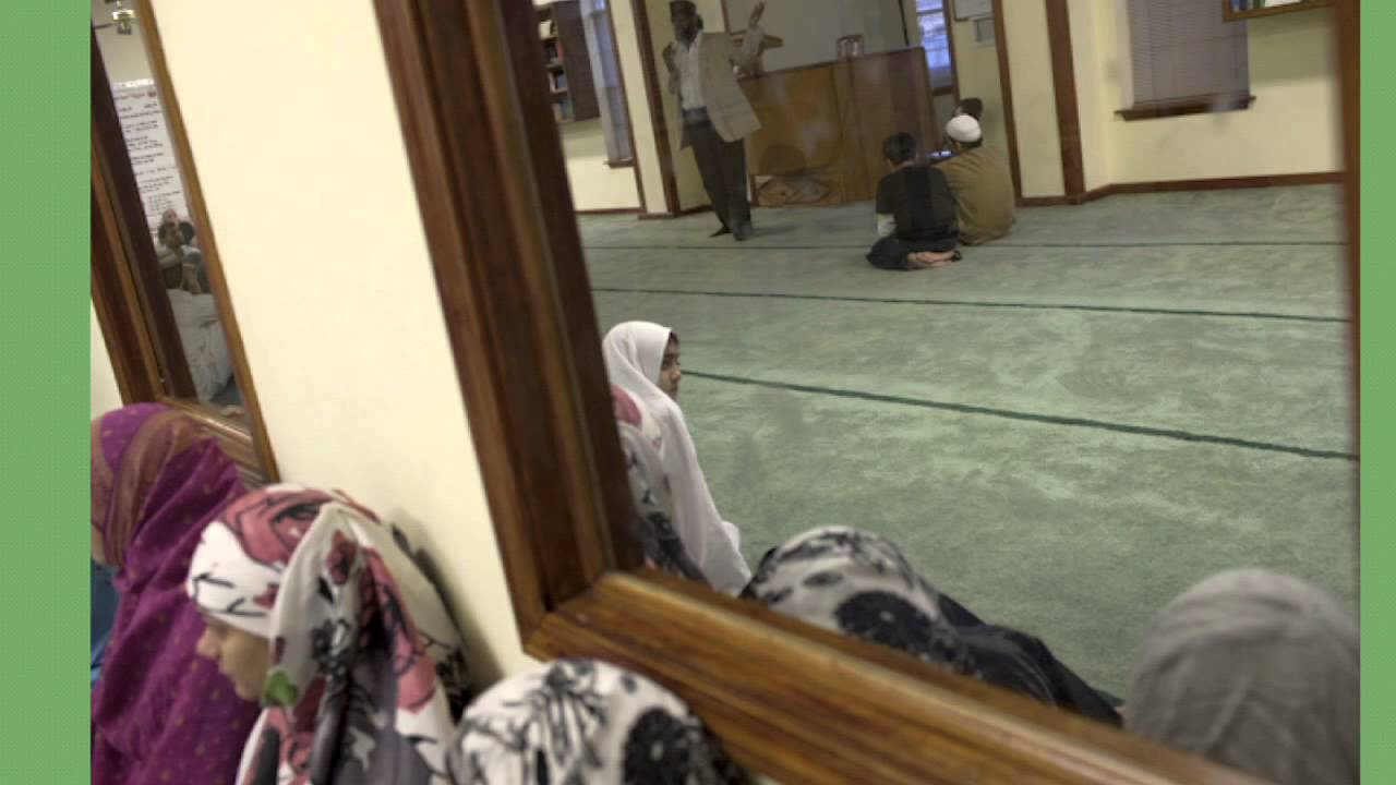 Out of sight, out of touch: Women's struggle to be heard in the mosque