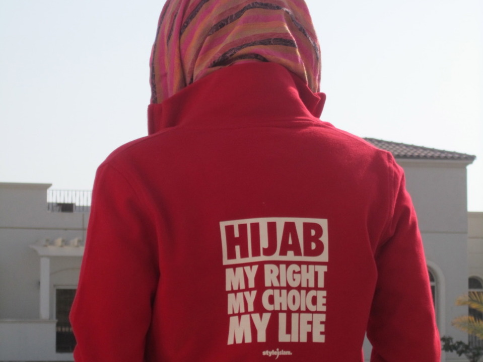 The Hijab is oppression and the Hijab is liberation